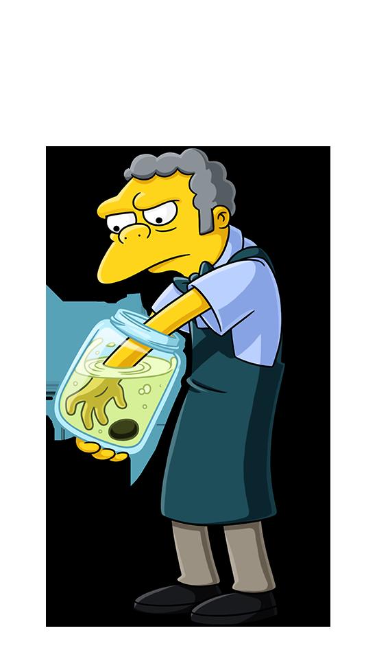 Moe Szyslak Simpsons World On Fxx