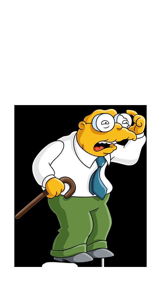 Moleman Simpsons World On Fxx