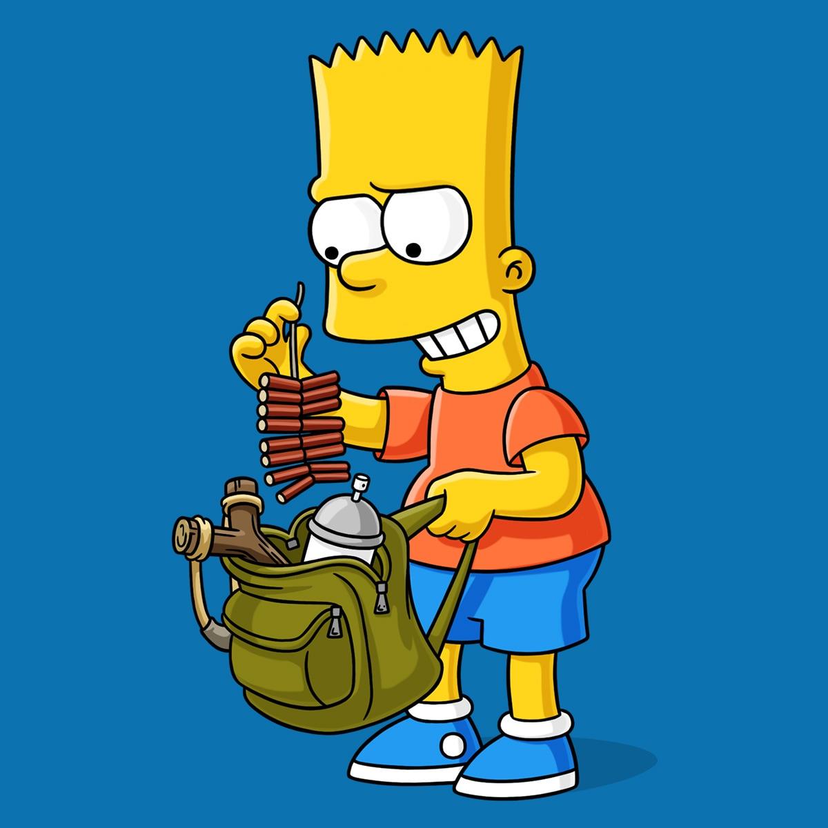He S Homer Simpson Man