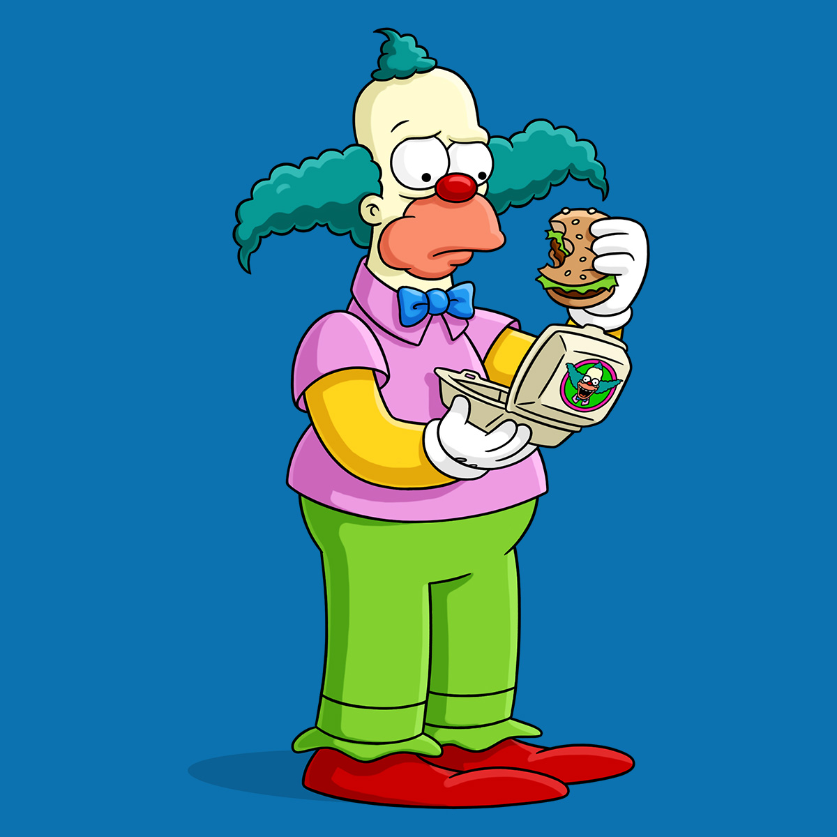 Krusty Der Clown