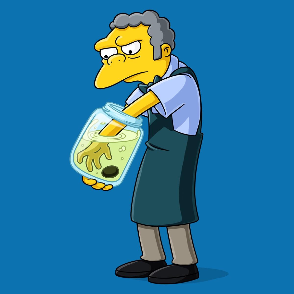 Moe Szyslak | Simpsons World on FXX