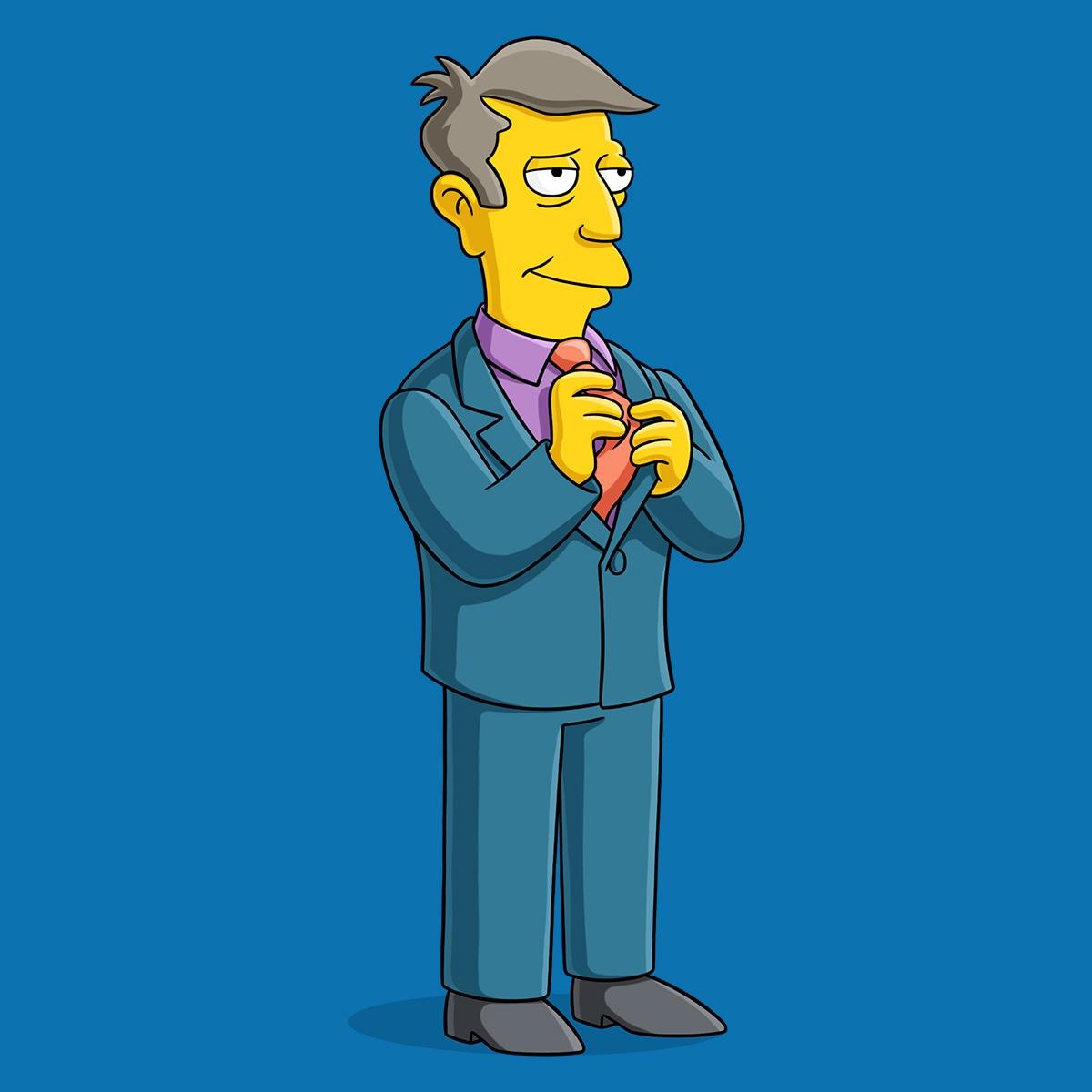 Principal Skinner   Simpsons World on FXX