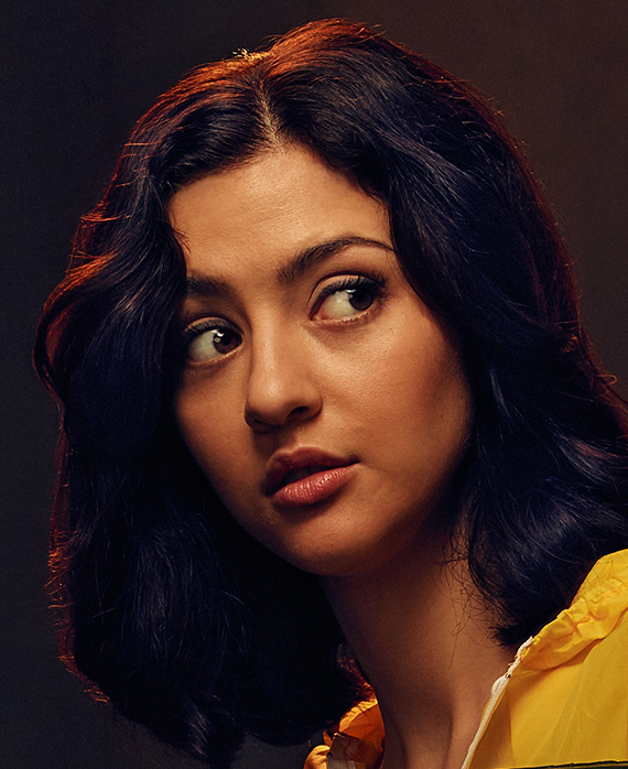 Katie Findlay as Lucy Parker