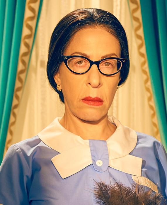 Jackie Hoffman as Mamacita   FEUD on FX