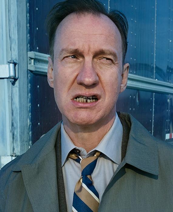 David Thewlis as V.M. ...
