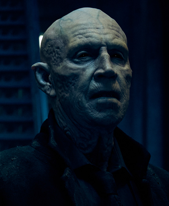 Jonathan Hyde as Eldritch Palmer / The Master
