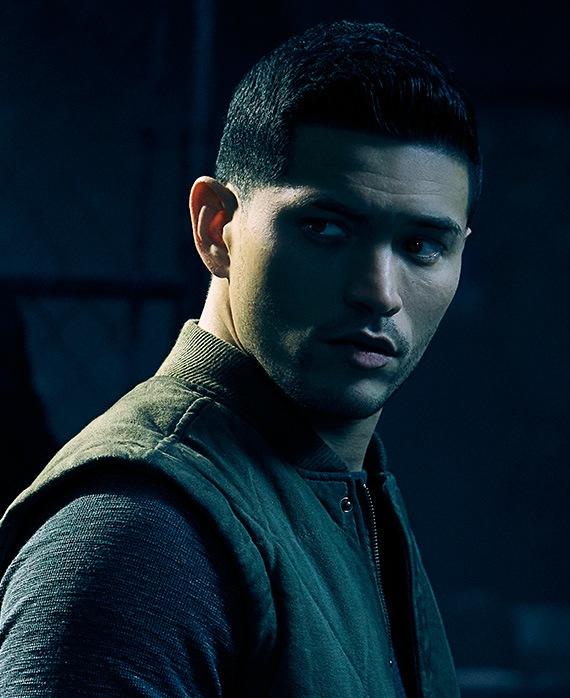 Miguel Gomez as Augustin 'Gus' Elizalde
