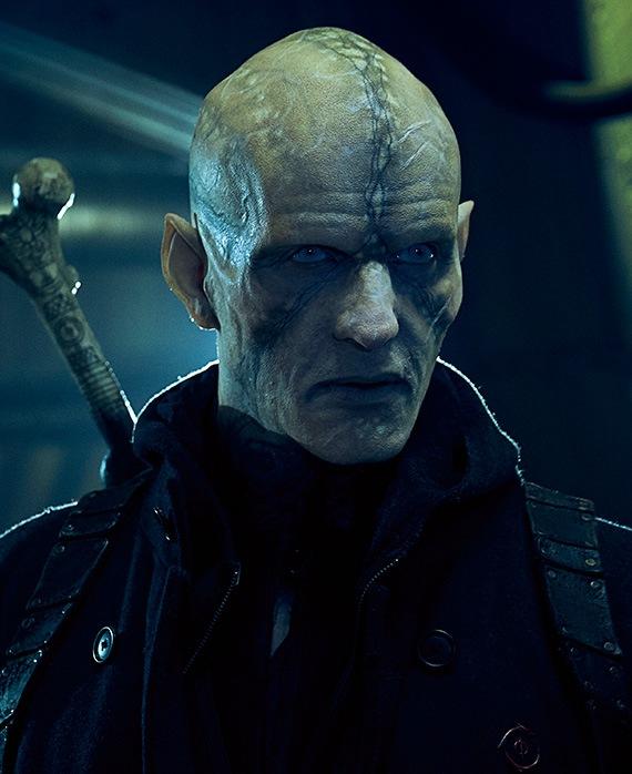 Rupert Penry-Jones as Quinlan