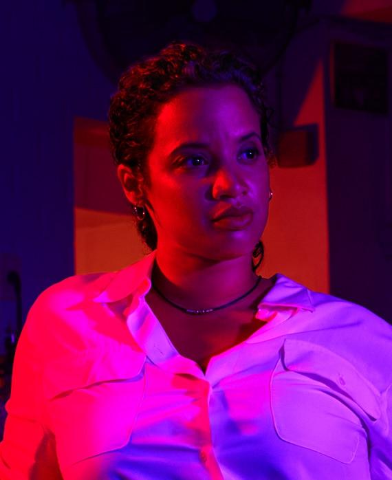 Dascha Polanco as Detective Lori Wieder