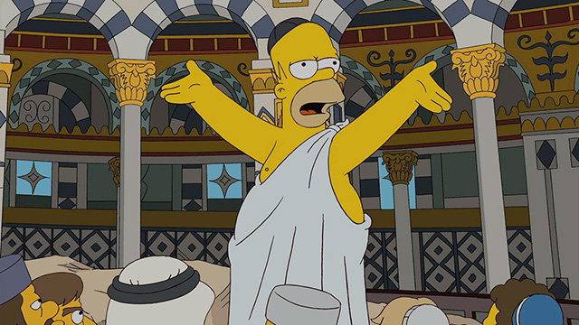 51e41c03afe8 The Simpsons Go To...  Travel Episodes