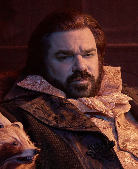 Matt Berry as Laszlo Cravensworth | What We Do in the Shadows | FX