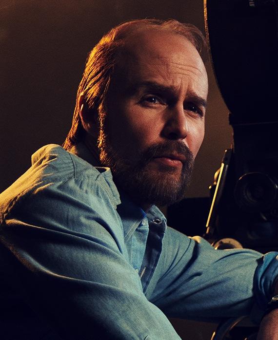 Sam Rockwell as Bob Fosse / Executive Producer