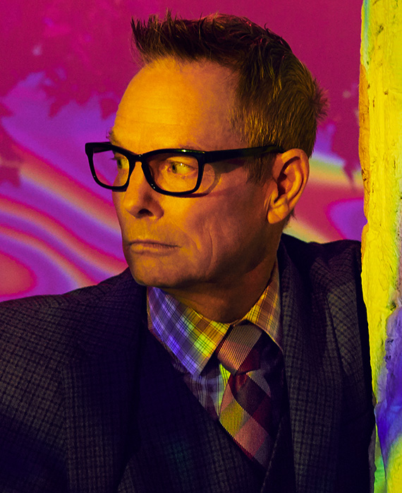 Bill  Irwin as Cary Loudermilk