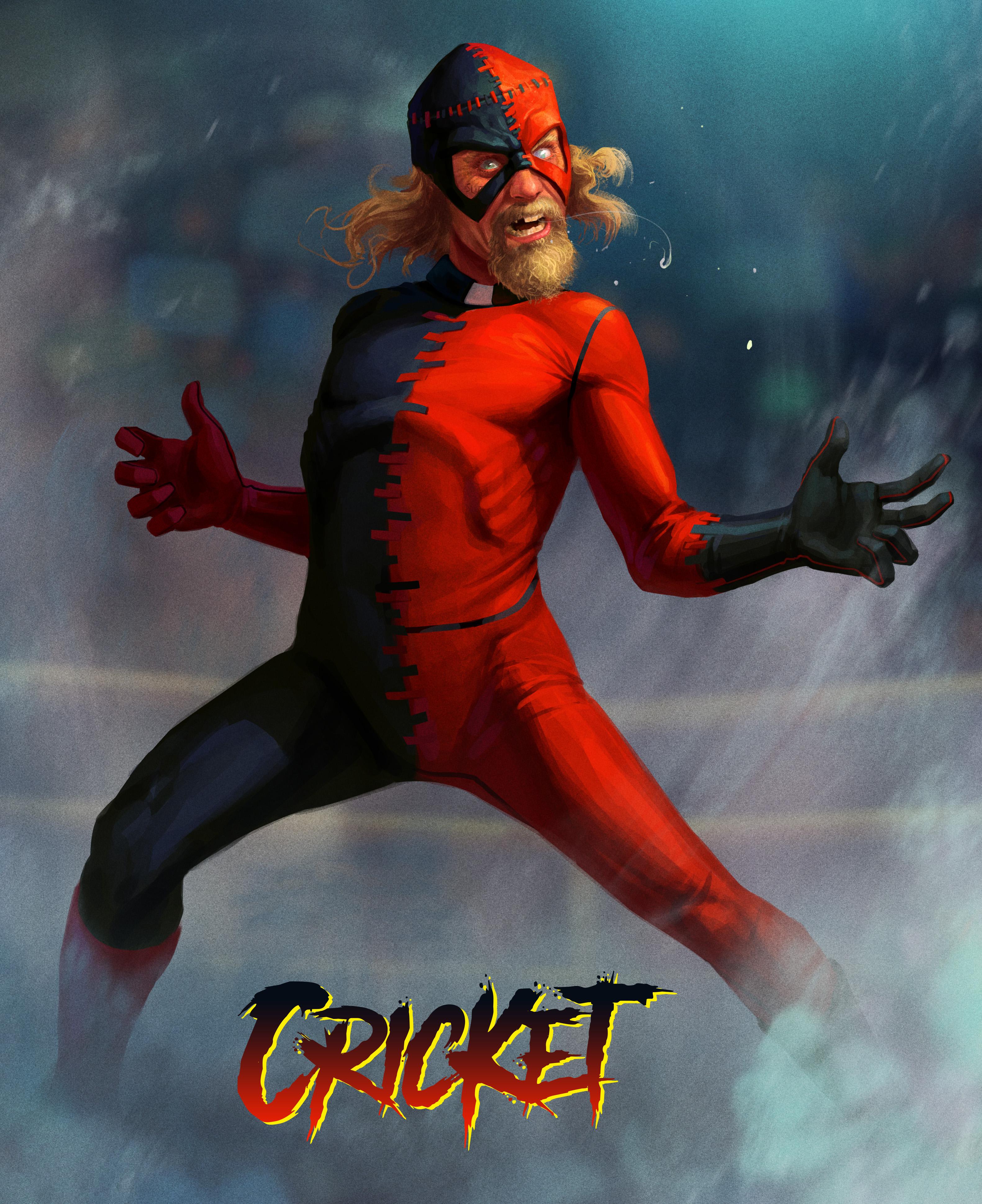 David Hornsby as Cricket / Executive Producer / Writer