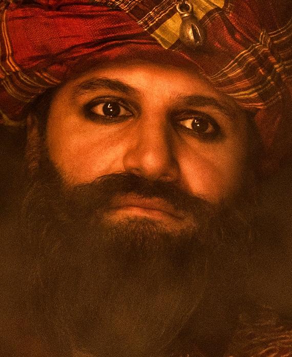 Kayvan-Novak as Ali Baba | A Christmas Carol on FX