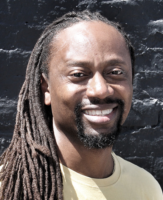 Saladin Patterson - Executive Producer / Writer