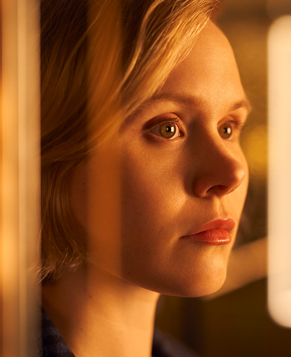 Alison Pill as Katie