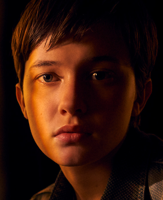 Cailee Spaeny as Lyndon