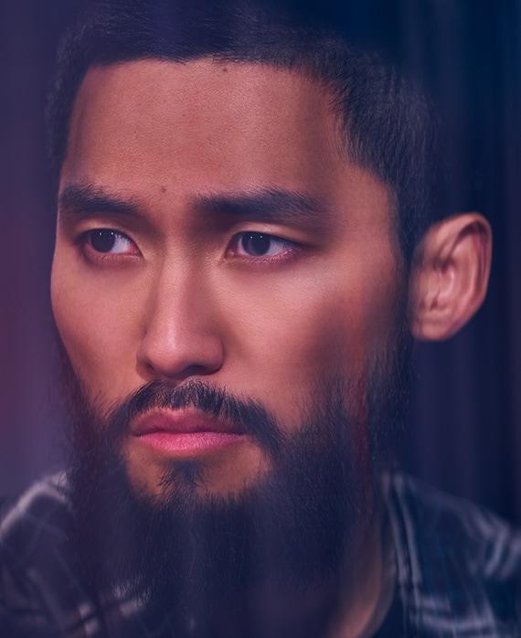 Jin Ha as Jamie
