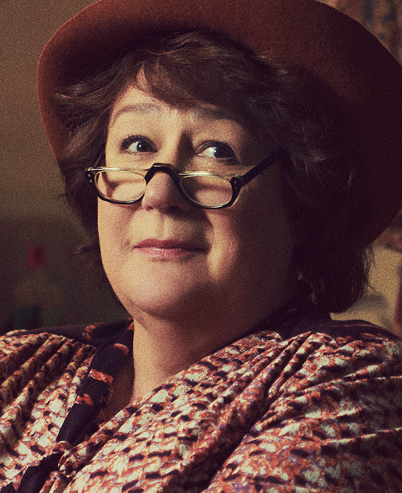 Margo Martindale as Bella Abzug