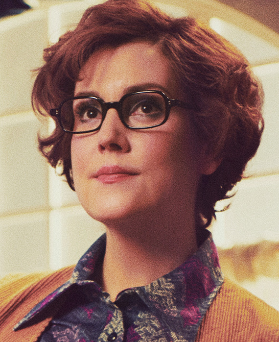 Melanie Lynskey as Rosemary Thomson