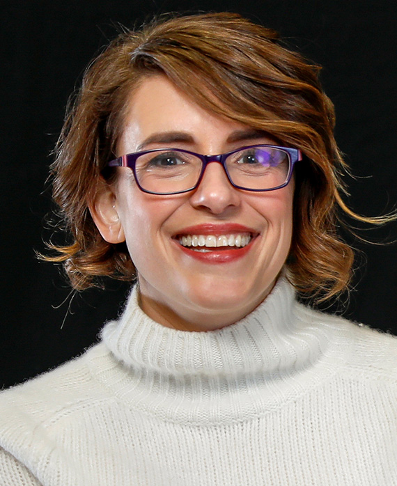 Anna Boden - Executive Producer / Director