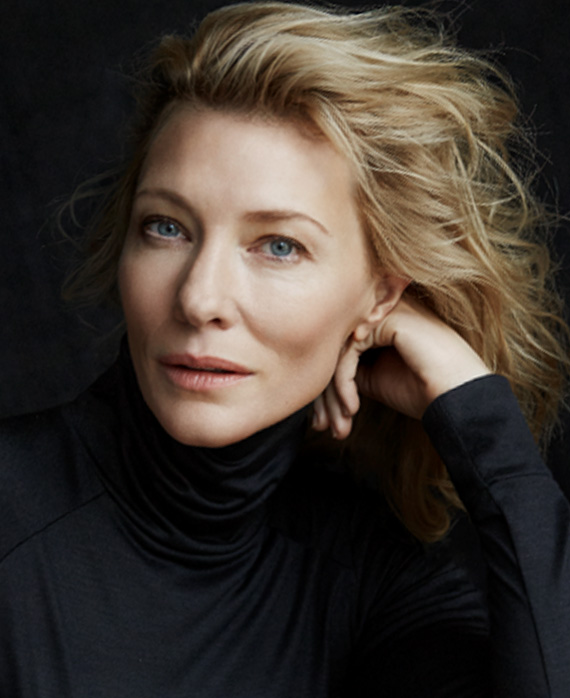 Cate Blanchett Executive Producer Mrs America