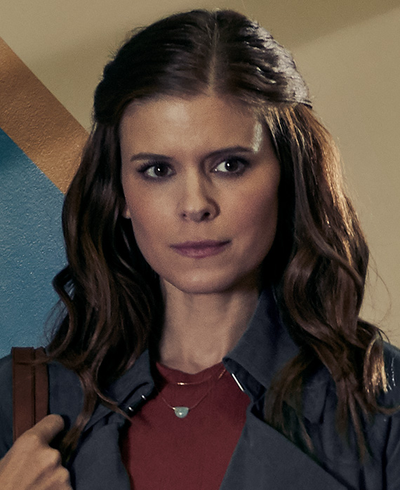 Kate Mara as Claire Wilson