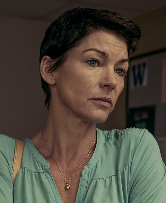 Rya Ingrid Kihlstedt (Sandy Walker)