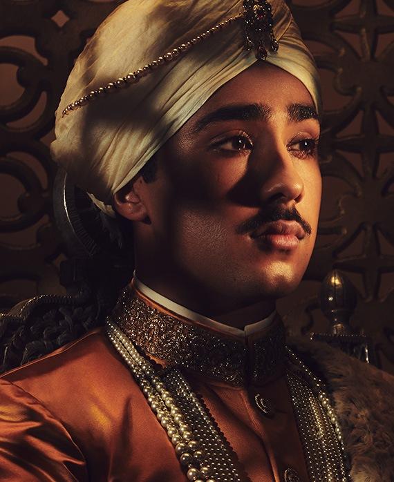 Chaneil Kular as Dilip Rai