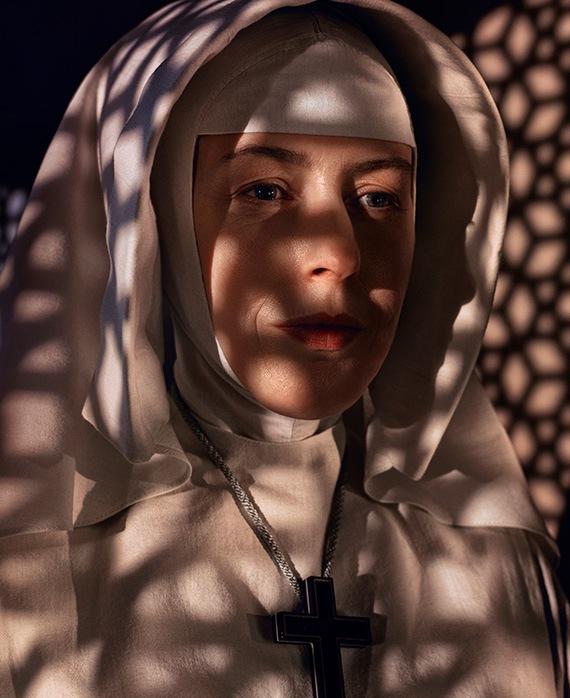 Gina McKee as Sister Adela