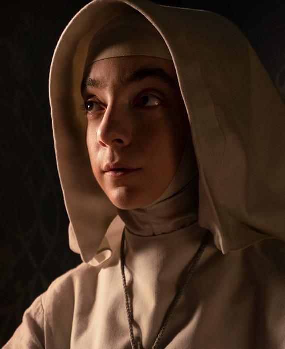 Patsy Ferran as Sister Blanche