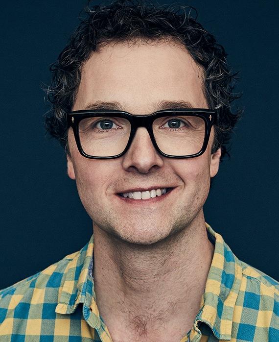 Chris Addison - Co-Creator / Executive Producer