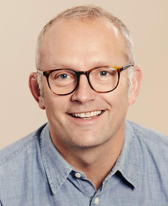 Rob Aslett - Executive Producer