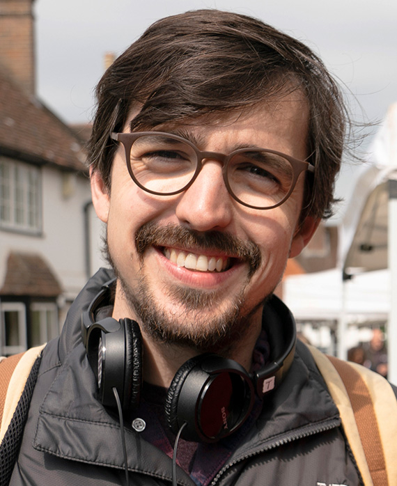 Toby Welch - Executive Producer