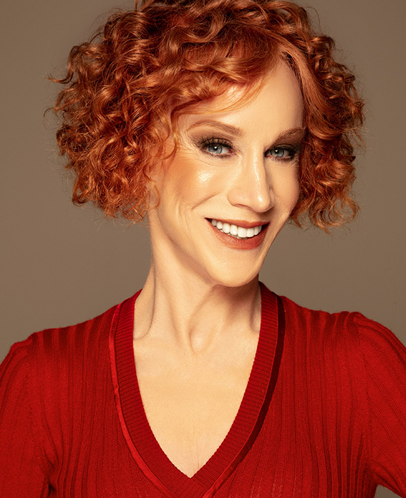 Kathy Griffin as Comedian