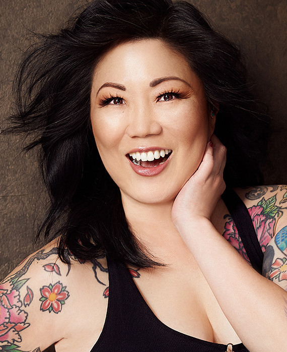 Margaret Cho as Comedian