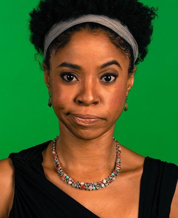 Marina Franklin as Comedian