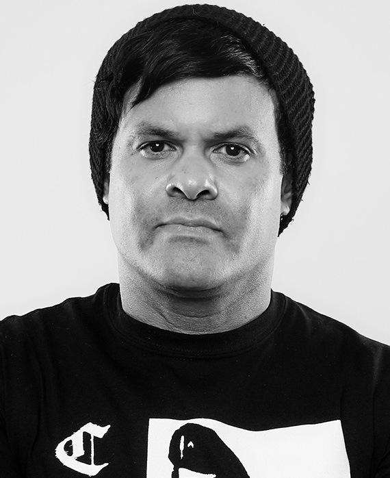 Elgin James - Co-Creator / Co-Executive Producer / Writer / Director