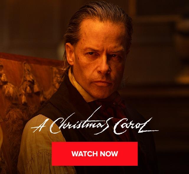 Christmas Carol Banner Image