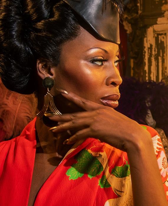 Dominique Jackson as Elektra Abundance Evangelista