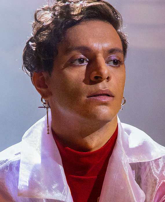 Jason Rodriguez as Lemar Khan
