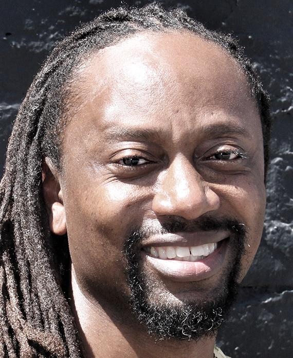 Saladin K. Patterson - Executive Producer
