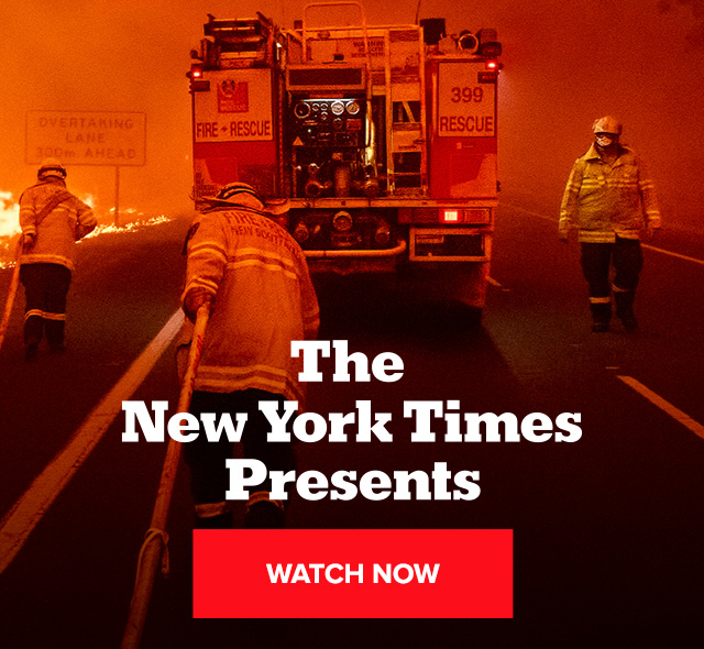 NYT Presents Banner Image
