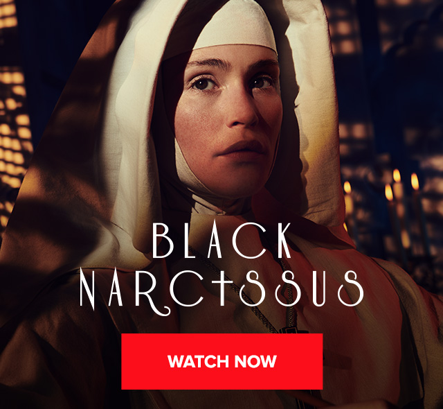 Black Narcissus Banner Image