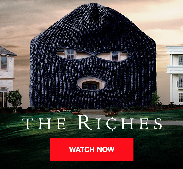 The Riches Banner Images