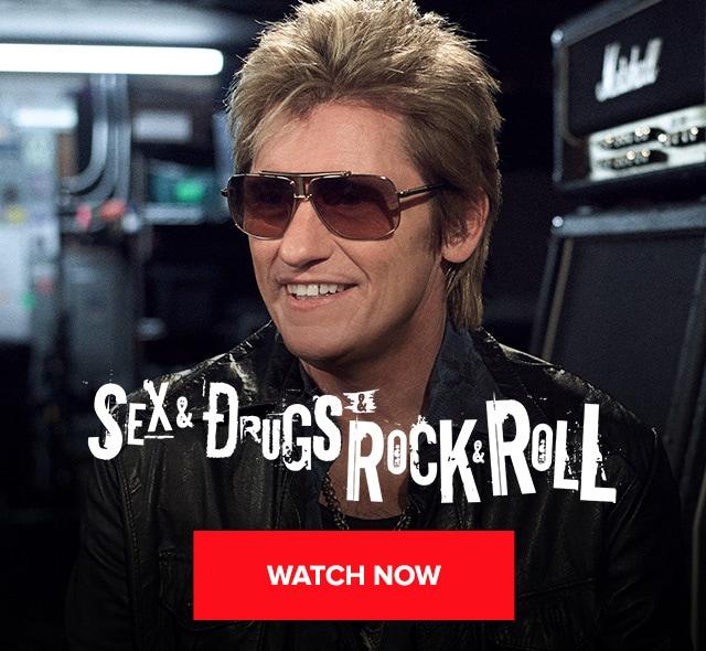 Sex&Drugs&Rock&Roll FX on Hulu Module