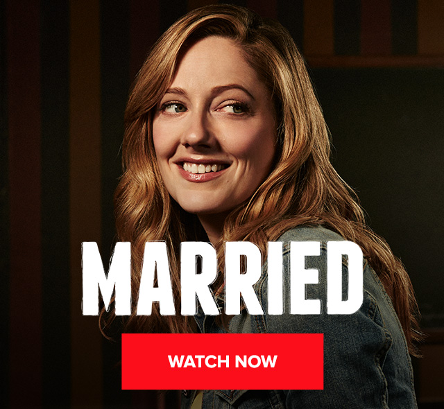 Married FX on Hulu Banner Image