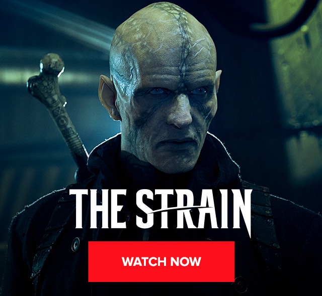 The Strain FX on Hulu Module Image