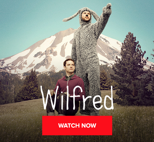 Wilfred FX on Hulu Banner Image